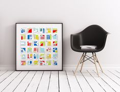 Luberlu Design ::: Graphic art - Title: Glyphs - Glyphes ::: Available as art print, canvas print, photographic print, art board, framed print, metal print, acrylic block and wall tapestry