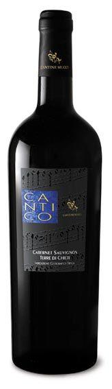Cantico Cabernet Sauvignon IGT- Red  Wine