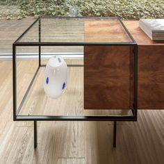 Storage Shelves, Storage Units, Structured Wiring, Modern Buffet, Buffet Cabinet, Industrial Interiors, Art Furniture, Apartment Interior, The Unit
