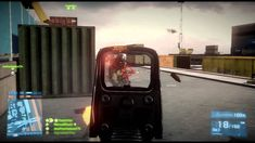 GAMEPLAY BATTLEFIELD 3 ONLINE #2 (RETRO)
