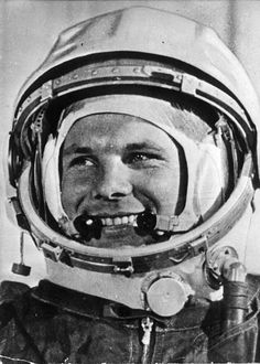 Yuri Gagarin (Ria Novosti/Science Photo Library)