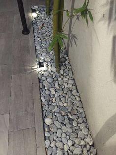 Busca imágenes de diseños de Jardines estilo moderno: Espacio Bambú. Encuentra las mejores fotos para inspirarte y y crear el hogar de tus sueños.