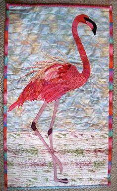 Metaphor in Fabric, 2010. Wonderful colors.
