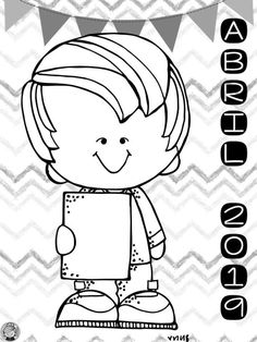 Coloring Sheets, Coloring Pages, Transitional Kindergarten, School Frame, 1st Day Of School, Monster Party, Clip Art, Stamp, Student