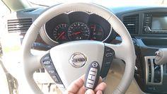 Nissan Quest smart key