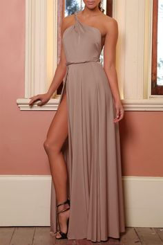 Shoptiques Product: Abyss Vamp Gown - main