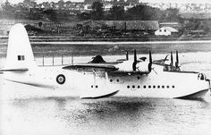 Short Sunderland, Flying Boat, Royal Air Force, Batten, Boats, Nova, Aircraft, Display, Cabinet