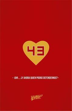 43 desaparecidos de ayotzinapa #TrincheraCreativa