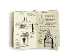 Sketch Book Classic Architecture Studies on Behance - Architecture Journal, Architecture Panel, Classic Architecture, Architecture Student, Architecture Drawings, Architecture Design, Facade Design, Architecture Classique, Travel Sketchbook