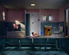 Gregory Crewdson, Untitled, from series Twilight, 2001/ 2002