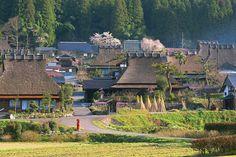 美山町 Miyama-cho