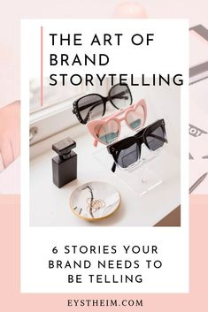 You've heard it time and time again: People buy from those they know, like, and trust. And part of getting to know you is hearing your stories. Read on to master the art of brand storytelling - capture, connect, and convert clients!