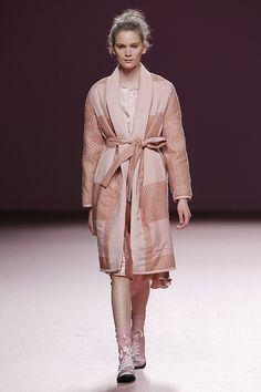 Juan Vidal - Madrid Fashion Week O/I 2015-2016