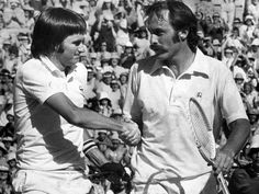 MY FAVORITE: JOHN NEWCOMBE AND JIMMY