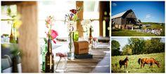 barn theme wedding, enchanted barn WI. Janelle Elise photography
