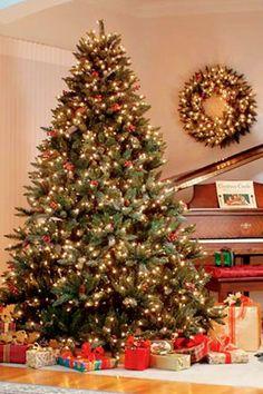 2013 prelit christmas trees, Prelit Christmas Tree for 2013,   Christmas tree lights decorations for 2013 Christmas
