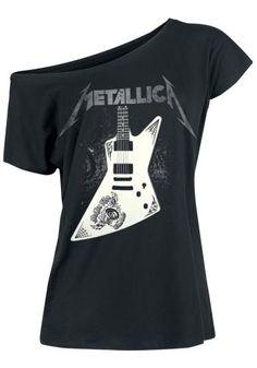 Papa Het Guitar - T-shirt van Metallica
