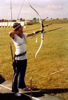 Zdenka Padevětová na OH 1980
