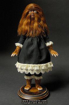 Werewolf Doll