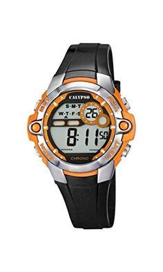 Calypso watches Jungen-Armbanduhr Digital Quarz Plastik K5617/4 - http://kameras-kaufen.de/calypso/calypso-watches-jungen-armbanduhr-digital-quarz