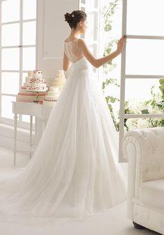 Aire Barcelona ASTAN Wedding Dress - The Knot
