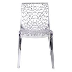 Gruvyer Dining Chair, Clear