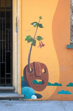 TELLY in calle Banco de Chile, comuna de Recoleta, Santiago, Chile, 2015