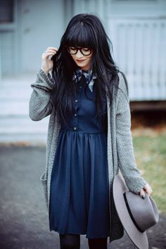 Blue for you by Jag Lever #style #inspiration #fashion #blogger
