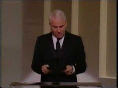 Steve Martin's Tribute at the 2002 Kennedy Center Honors for Paul Simon Paul Simon, Steve Martin, Global Citizen, Political Memes, Music Humor, Believe In Magic, Second Best, Folk Music, Popular Music