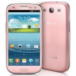 Pretty in pink is the Samsung Galaxy S III. Even though I'm thrilled with my white SG3, this still tempts me.