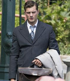 Jamie Dornan (50 Shades of Grey) to star as Czech paratrooper and war hero Jan Kubis in a movie about Operation Anthropoid (releases in 2016).