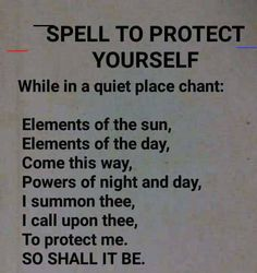 Witchcraft Spells For Beginners, Healing Spells, Magick Spells, Wiccan Protection Spells, Spell For Protection, Wicca For Beginners, Witchcraft Spell Books, Witch Spell Book, Tarot