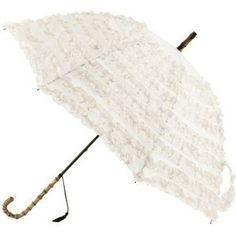 FiFi Blanc Parasol or Umbrella | Hoopla Parasols
