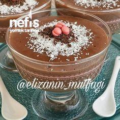 Nefis Labneli Çikolatalı Tatlı (favori Tarif)