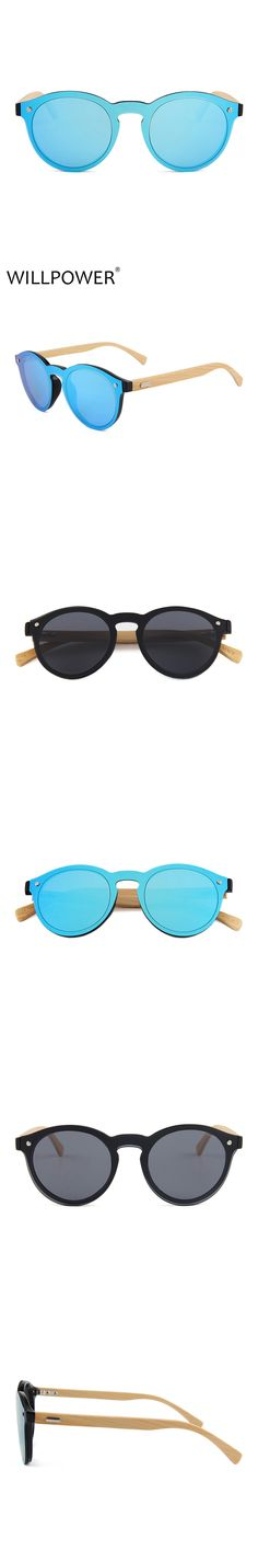 Wooden Sunglasses Bamboo brand sun glasses Vintage Wood beach Sunglasses for Driving
