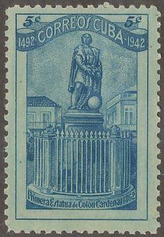 Cuba - D'n'D Stamps