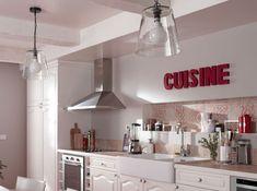 Cuisine meubles blancs castorama