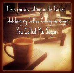 Coffee & Sugar Coffee Supplies, Best Song Lyrics, Coffee Coffee, Stevia, Caffeine, Fun Stuff, Sugar, Sayings, Tableware