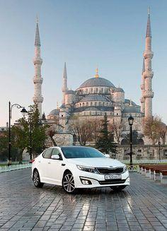 2013 Kia Optima in Istanbul #Kia #Optima #Rvinyl