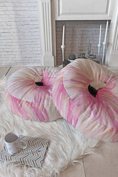 Buy Floor Pillow Round with Asian Elephant designed by Sharon Turner. One of many amazing home décor accessories items available at Deny Designs. Flamingo Nursery, Pillow Inspiration, Animal Room, Asian Elephant, Pink Tulips, Grey Flooring, Home Decor Accessories, Nursery Decor, Room Decor