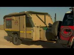 UEV- 490 off road trailer Conqueror Australia Bug Out Trailer, Off Road Trailer, Expedition Trailer, Overland Trailer, Off Road Camping, Truck Camping, Jeep Scout, Cool Rvs, Adventure Trailers