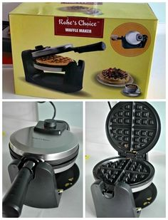 Belgian Waffle Maker *** Be sure to check out this helpful article. #WaffleIrons