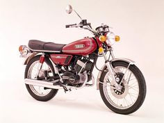 Yamaha RD125 Twin Cylinder Air Cooled 125cc 2 Stroke