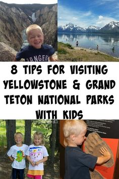 Coffee With Us 3 | Visiting Yellowstone & Grand Teton with Kids – 8 Tips