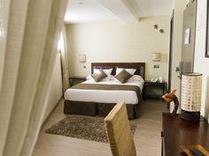 Room Nairobi - Le Petit Hotel Santander