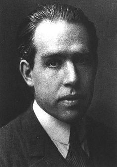 Niels Bohr. A founding father of Quantum Theory.