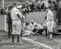 Yer Out: 1924   Shorpy   Vintage Photography
