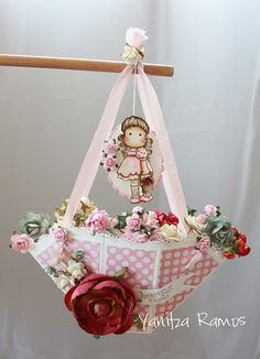 Basket by Black Pearl Princess