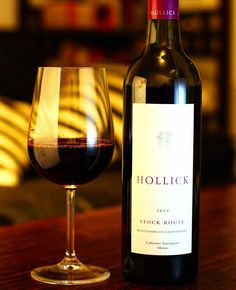 Happy #Friyay!  This is a Dan Murphy's 2 for 1 deal at the moment and is effectively $10 a bottle.  I don't think anyone could argue with that price!  Hollick Stock Route 2012 #Cabernet Sauvignon #Shiraz  A: Fruity vanilla with a hint of spice T:Very fruit forward backed up by a solid oak backbone. Very juicy with a medium-high amount of acidity which actually does well to cut through the fruit.  Solid dependable and straight down the middle of the road in the good kind of way.  Like Hootie…