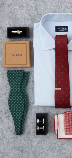 Neckties and bow ties, $19 at TheTieBar.com